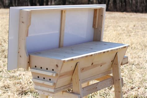 Top Bar Bee Hives For Sale by Faq Bunch Bees