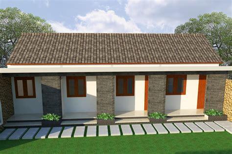 gambar rumah kost minimalis terbaru 2014
