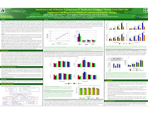 free scientific poster templates powerpoint poster template a1