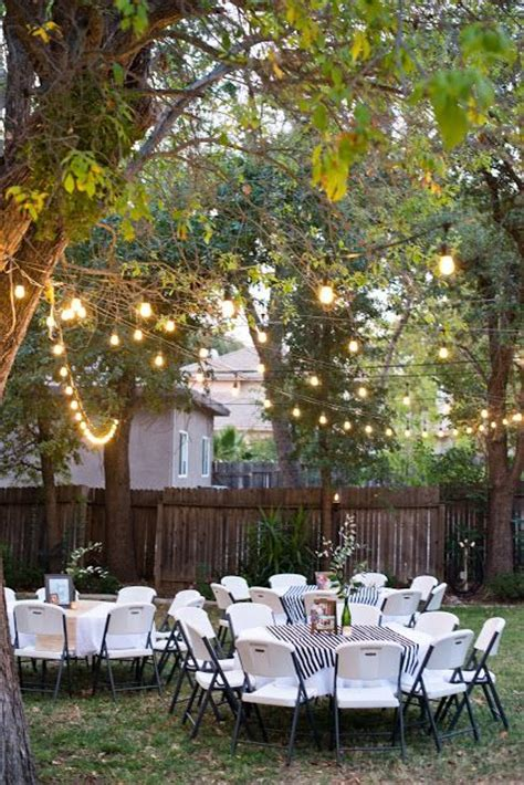 backyard decorations for best 25 backyard birthday ideas on