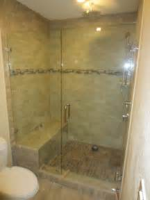 glass enclosed showers stall interior exterior doors