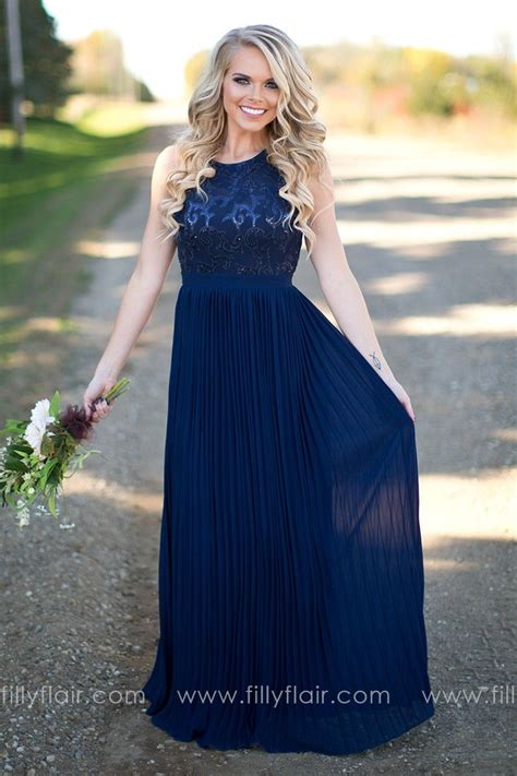 Dress Aliza Navy 17 best ideas about navy bridesmaid dresses on