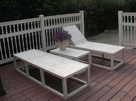 Outdoor Furniture Table by Pallet Outdoor Furniture Practical Yet Chic Ideas