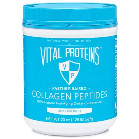 vital proteins collagen vital proteins collagen peptides well fit and fed
