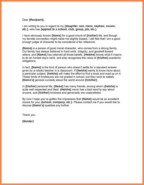 character reference letter court 11 character letter for court for family member sweep18 1123