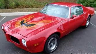 1973 Pontiac Firebird Trans Am 1973 Pontiac Firebird Trans Am