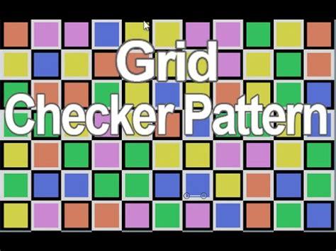 pattern matching youtube match 3 blueprint tutorial1 checker pattern youtube
