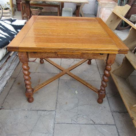 antique oak table antique oak draw leaf table antiques atlas