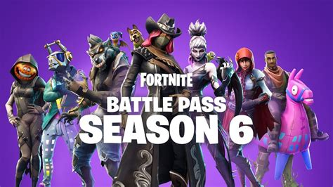 fortnite season 6 fortnite season 6 battle pass pets overview sohood