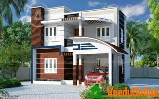 What Home Design Style Am I by 1650 Sq Ft Contemporary 3 Bhk Home Designs Veeduonline