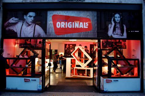 Shoo Original clarks original pop up shop 01