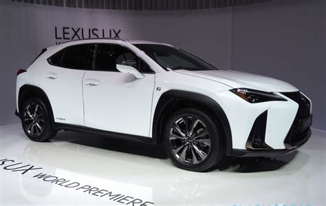 2019 Lexus Ux Hybrid by 2019 Lexus Ux Crossover Gives New Hybrid An Edge