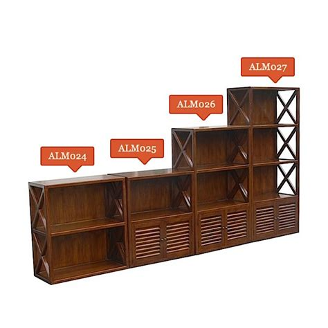 Teak Home Office Furniture Set Of Shelves Cross 1 Teak Home Office Furniture Uae Dubai Rak