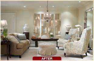 candice living room designs relish small pleasures before after candice olson on