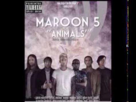 testo animals maroon 5 animals lyrics testo