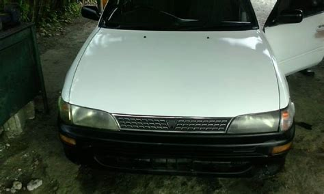 Toyota Wagon For Sale Toyota Corolla Wagon For Sale In Kingston Jamaica For