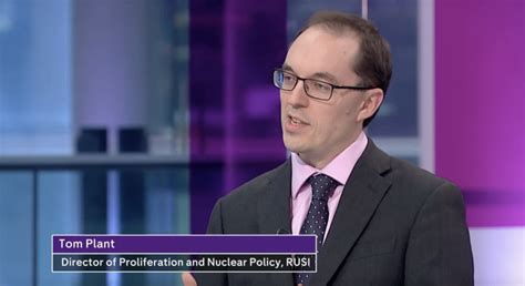 the of sanctions a view from the field center on global energy policy series books tom plant on korea s sixth nuclear test rusi