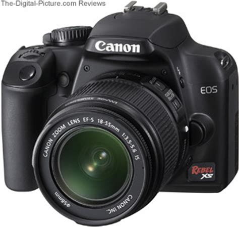 canon eos rebel xs / 1000d review