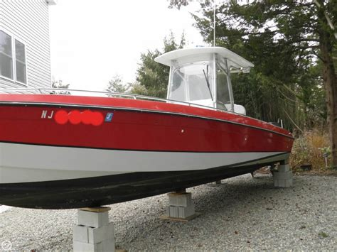 center console fishing boats for sale nj 1987 used chris craft scorpion 313 center console fishing