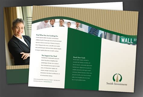 professional brochure templates professional brochure templates best sles templates