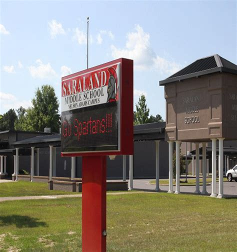 section high school alabama saraland middle school nelson adams cus latest news