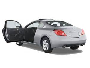 Nissan 2 Door Altima 2008 Nissan Altima Coupe Car Truck And Suv Road