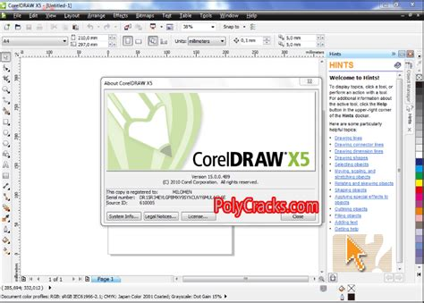 corel draw x4 recommended system requirements coreldraw graphics suite x5 keygen final activation code