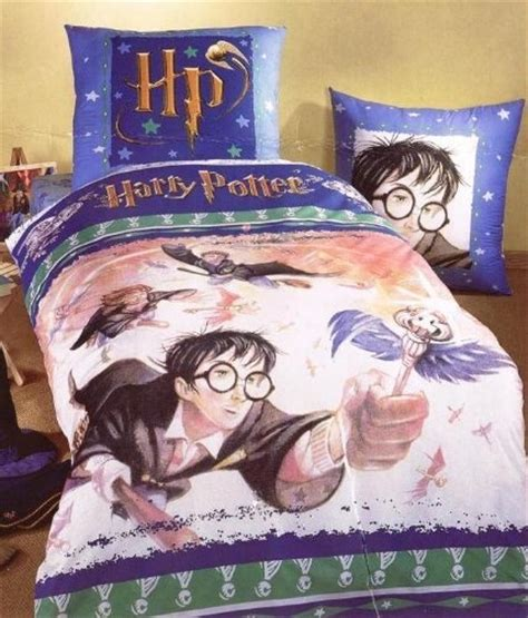 harry potter bed sheets harry potter twin duvet cover pillowcase flying keys