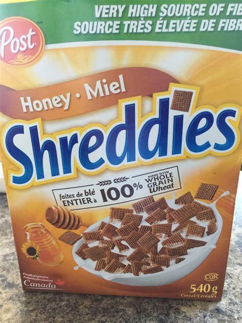 post honey shreddies reviews  cereal chickadvisor