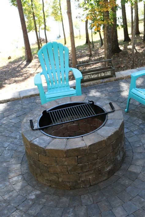 outdoor pit inserts 25 best ideas about pit ring insert on