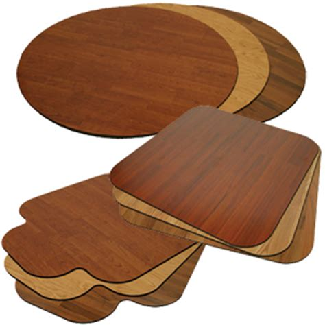 Discounted Floor Mats - wood chair mats are wooden chair mats and snapmats
