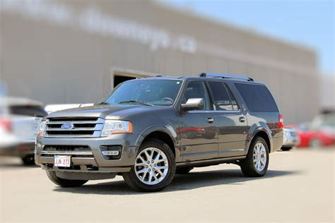 Ford Expedition Max by Used 2015 Ford Expedition Max Limited In Used