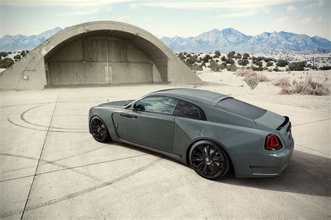 widebody rolls royce the rolls royce wraith overdose is a killer custom ride