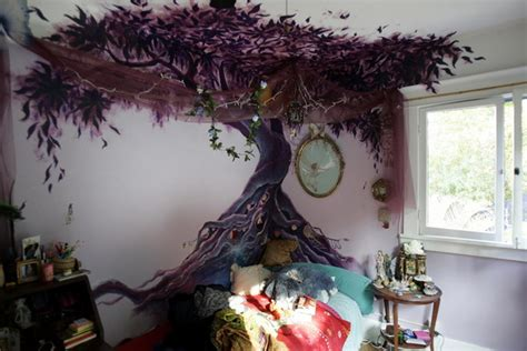 Cool Mural Ideas For Bedroom 29 Wall Murals That Will Make Your Boring Room Come Alive