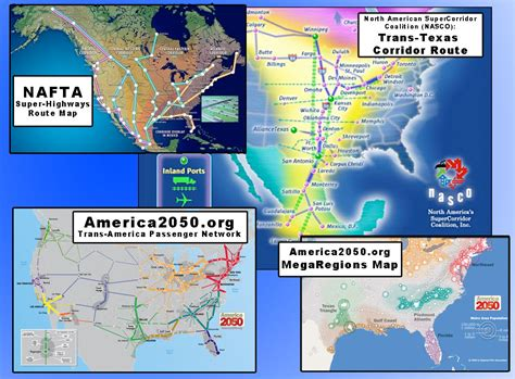 american union map the renewed push for deeper american integration