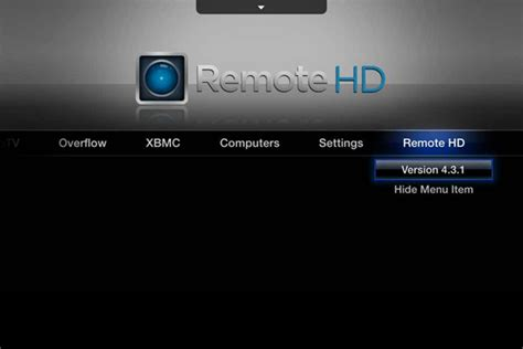 mod apple tv remote remote hd now supports apple tv 2 updated jailbreak