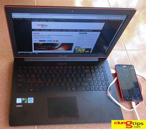 Laptop Asus Paling Tipis unboxing dan preview asus rog g501vw laptop gaming paling tipis ringkas ciungtips