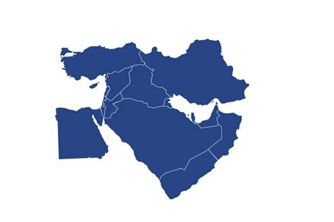 middle east map drawing middle east is on continent of asia hotteen pic