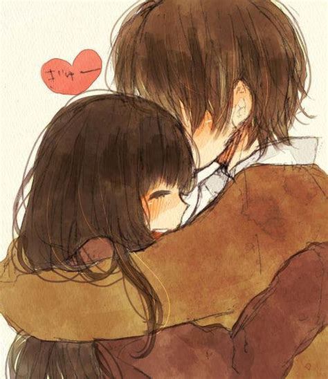 Anime Hug by Anime On
