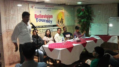 Kkpk Story Of Volley Club kemmannu dubai bellevision all set for the grand