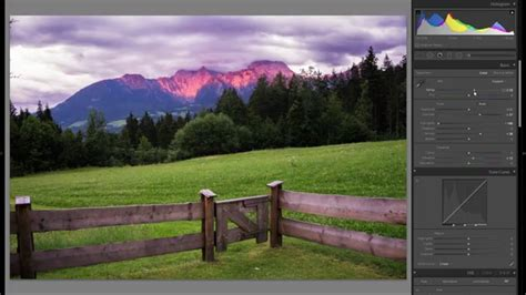 lightroom jpeg nature landscape photo editing tips
