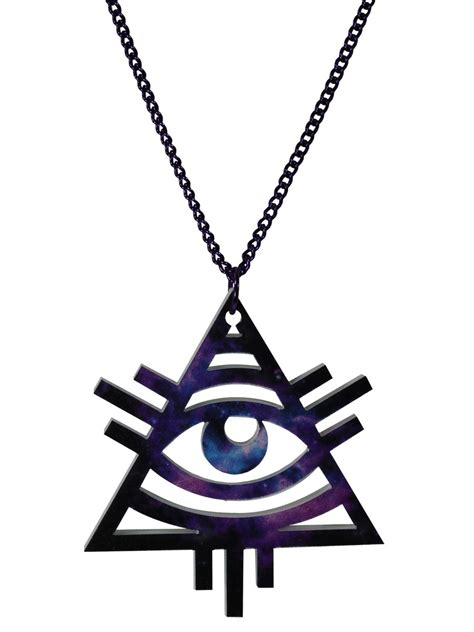 illuminati necklace illuminati necklace untara elkona