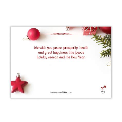 holiday wishes corporate holiday card