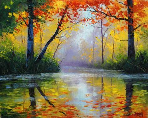 imágenes naturales bellas bellas pinturas de paisajes de graham gercken arte feed