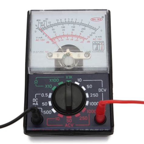 buy mf  electric acdc ohm voltmeter ammeter analog