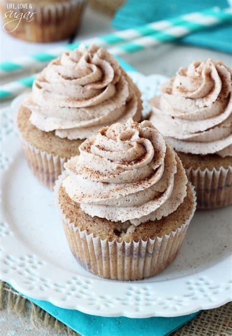 Cupcake Cinnamon cinnamon sugar swirl cupcakes