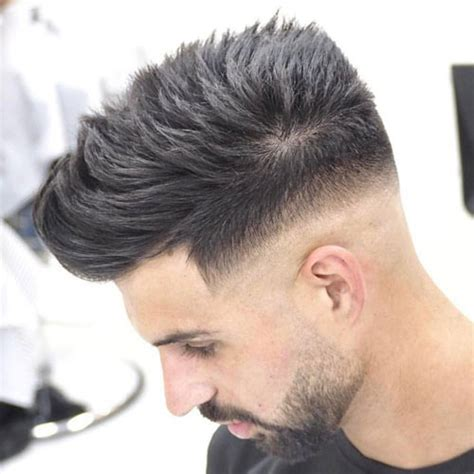 long hair with low fade 31 men s fade haircuts men s haircuts hairstyles 2017
