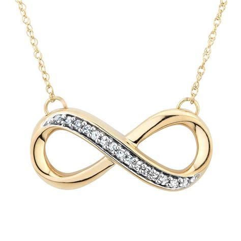 infinity necklace gold gold infinity necklace bracelets