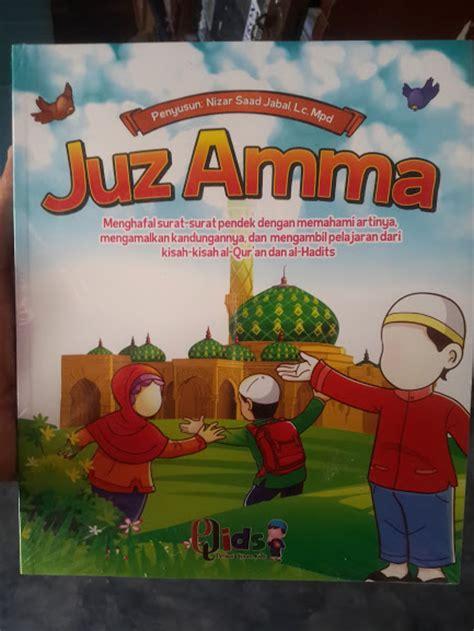 Vcd Juz Amma Anak Ahmad Saud Dan Muhammad Thoha buku anak juz amma toko muslim title