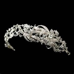 rhinestone headbands kassia swarovski rhinestone headband bridal hair accessories
